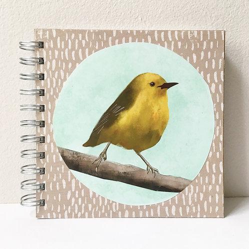 Bird Book - Yellow Warbler