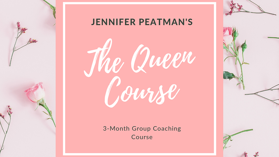 The Queen Course - Group Coaching Course