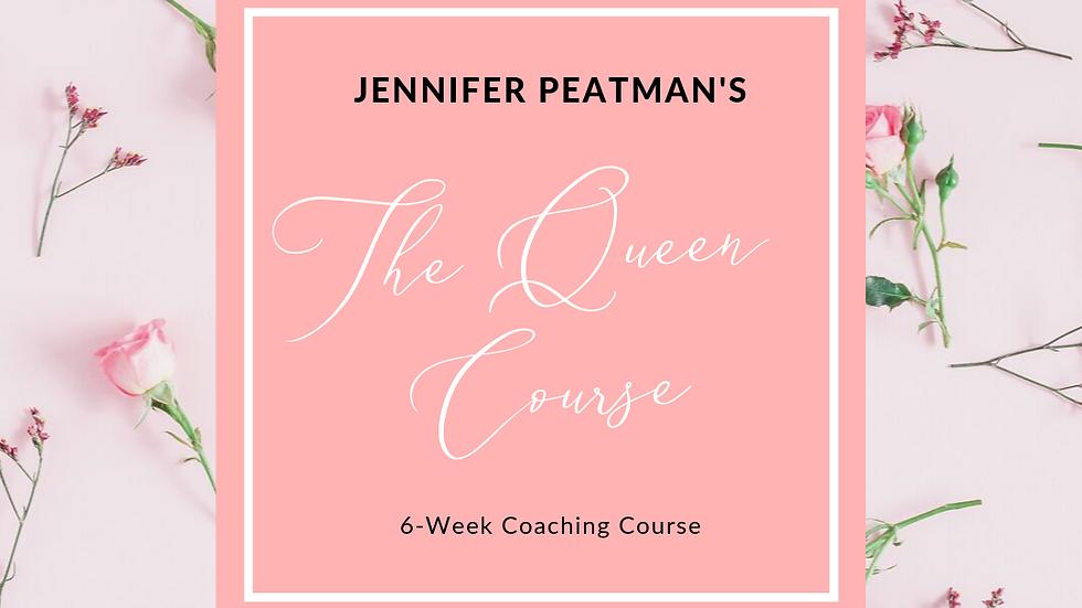 The Queen Course - Coaching Course