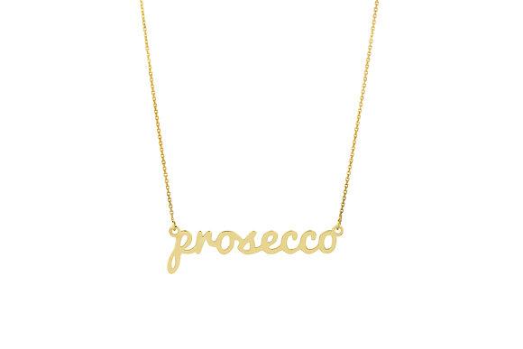 It's PROSECCO time!