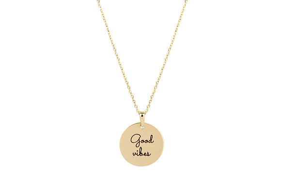 GOOD VIBES Necklace