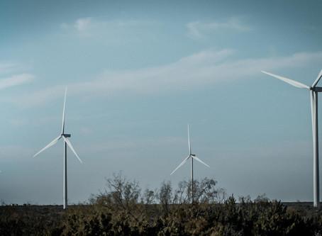 West Texas (Windmill Comercial Shoot)