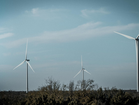 West Texas (Windmill Comercial Shoot)
