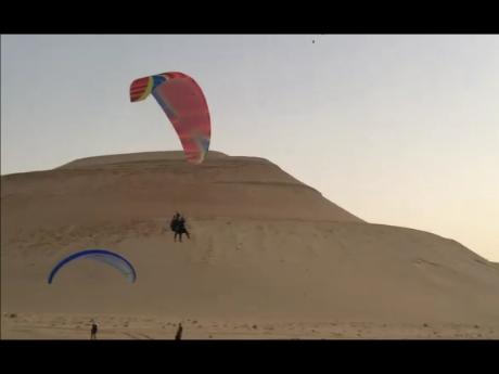 Al Wathba Hill Flight