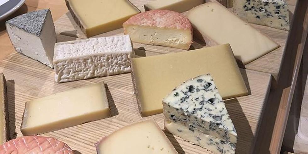 Cheese Tastings