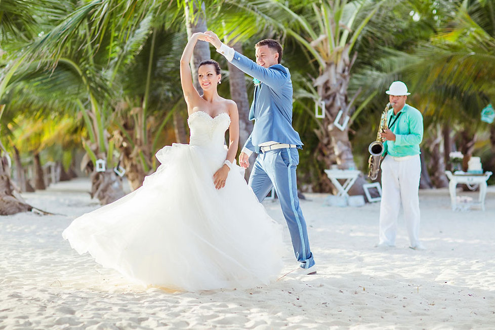 Первый танец. Саксофон на свадьбу
