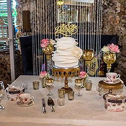 капкейки сервировка свадебного стола