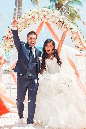 свадьба в доминиане