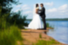 красивое свадебное фото