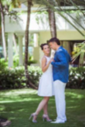 Свадьба Доминикана