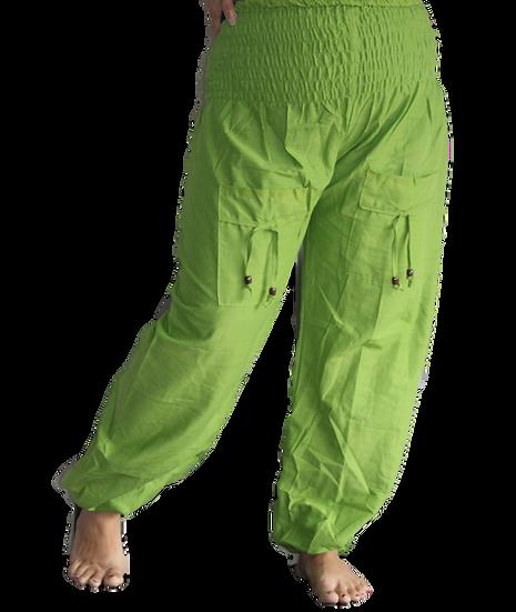 Plain Harem pants