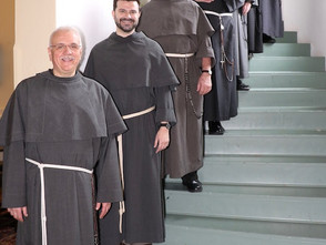 Fr. Benedict elected to Provincial Definitory, Chicago USA