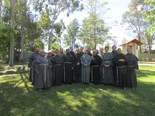 Australian Friars Hold Assembly in Kellyville, NSW