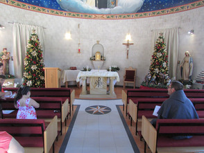 Christmas at the Shrine