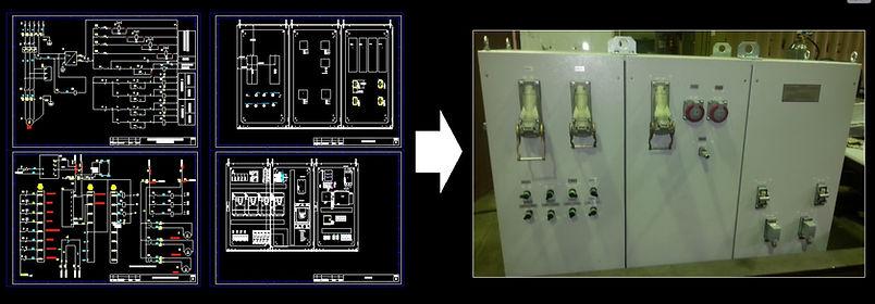 Схемы электроустановок