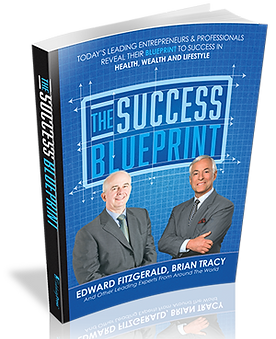 The Success Blueprint by Brian Tracy, Edward Fitzgerald and other Celebrity Experts