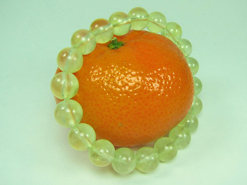 Prehnite - 8mm beads