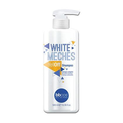 White Mèches - Shampoo Yellow Off