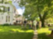 Rhinebeck Writers Home Reception