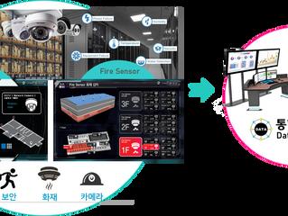 통합관리 솔루션 ( Databoard )- 보안/화재
