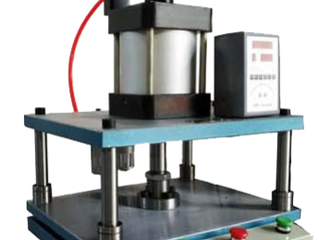 Booster cylinder Press machine