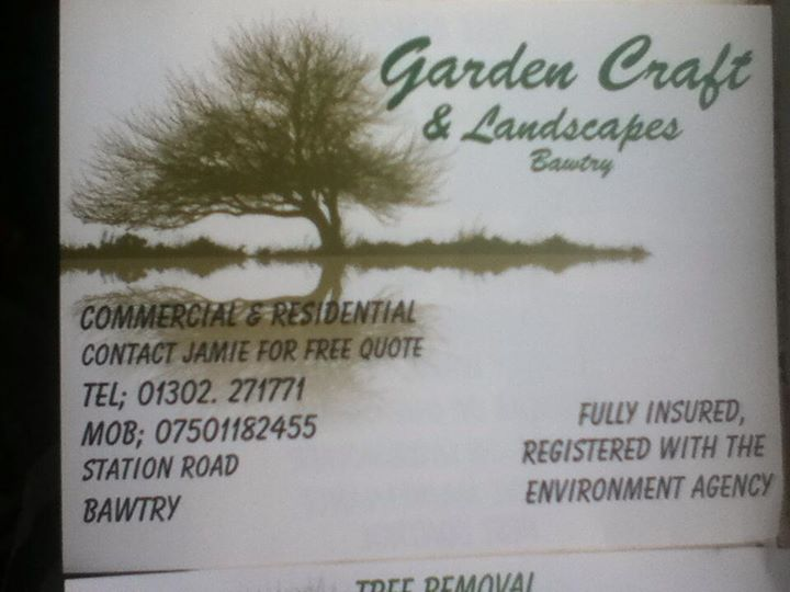 New leaflets  for garden craft  _)