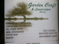 New leaflets  for garden craft  _)