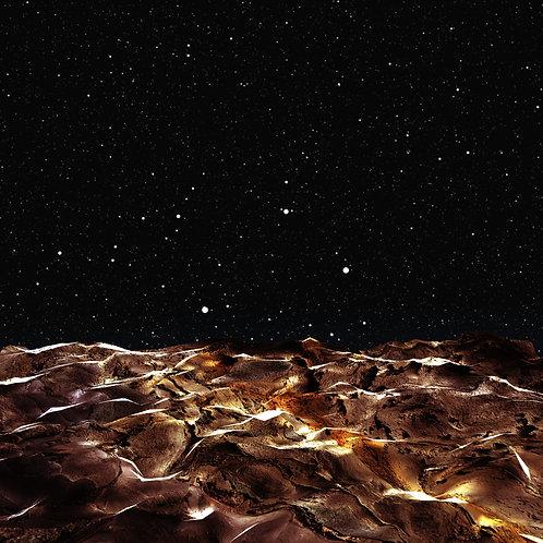 Another Planet Bumpy Terrain