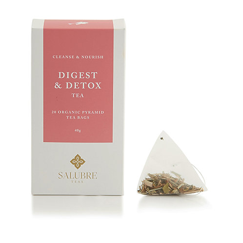 Digest and Detox Tea