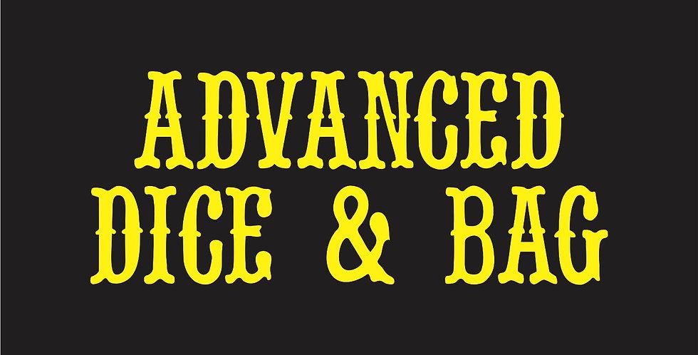 Advanced Dice & Bag