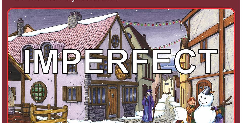 Advent-ure Calendar 4: Curiosity Shoppe IMPERFECT