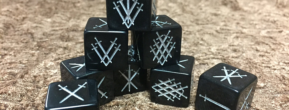Swords in the Stone d6