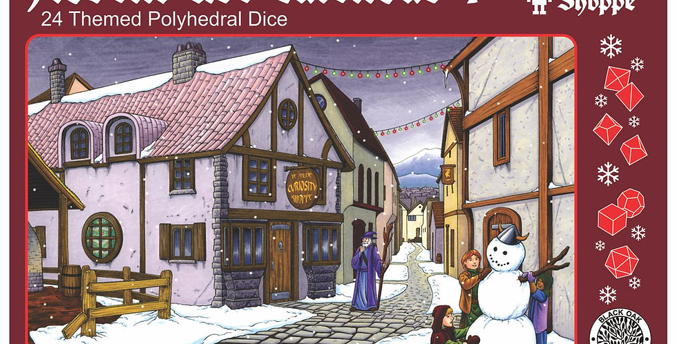 Advent-ure Calendar 4 DICE ONLY