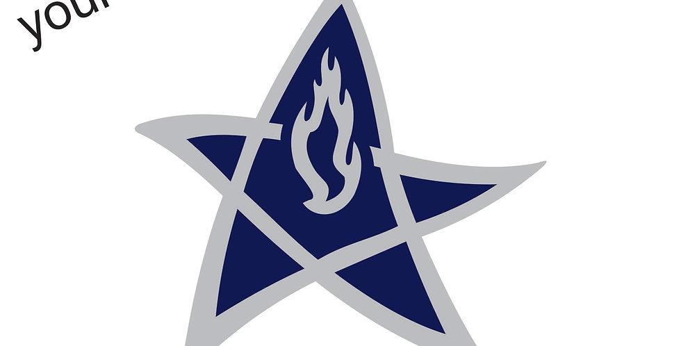 Elder Star Pin