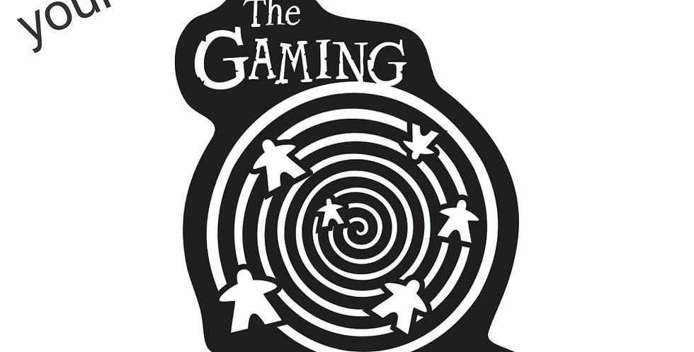 Gaming Zone Pin