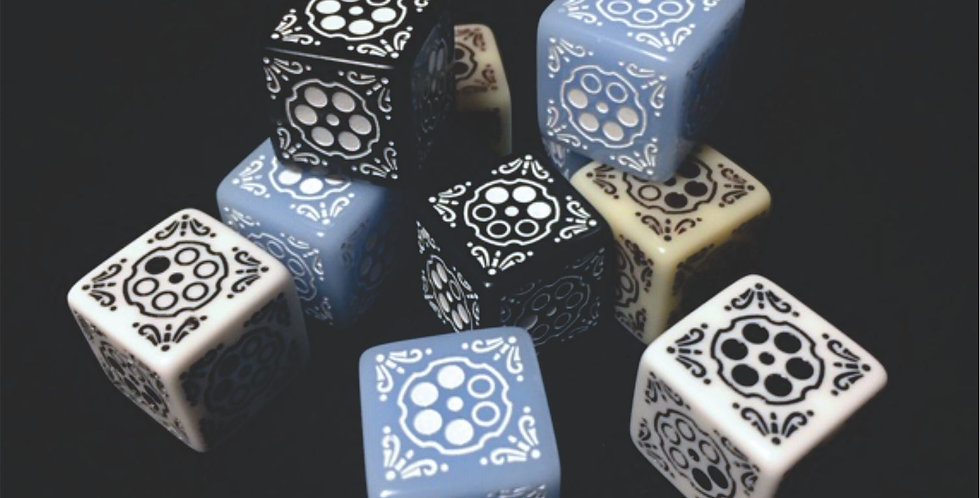 Six Shooters d6