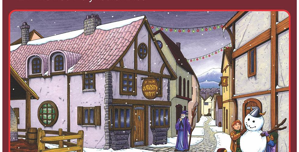 Advent-ure Calendar 4: Curiosity Shoppe