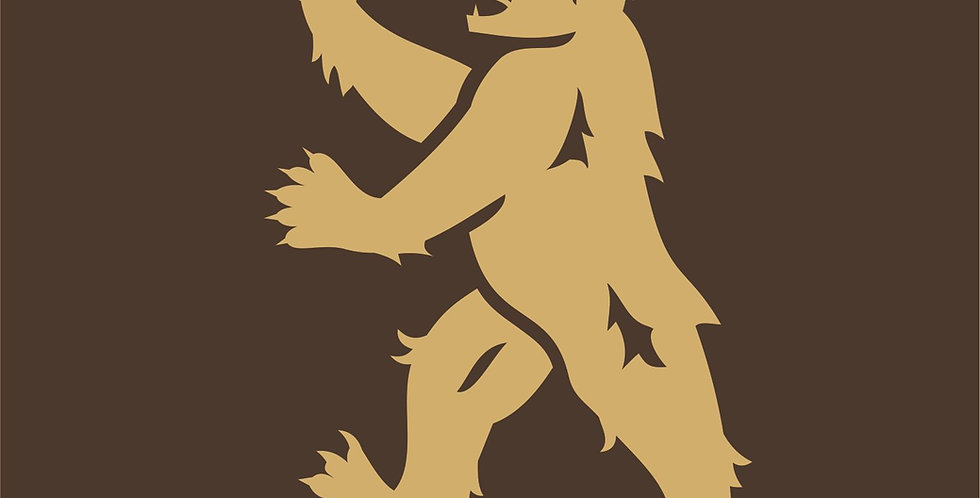 Heraldic Bear