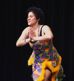 Syreeta Bernal - Dancer