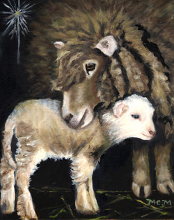 mother and lamb3 (Apr. 29, 2014, 07.19.21 AM)