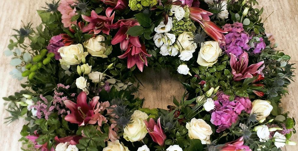 Corona de Flores 300€