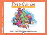 Alfred's Basic Prep Course, Christmas Joy, Level A