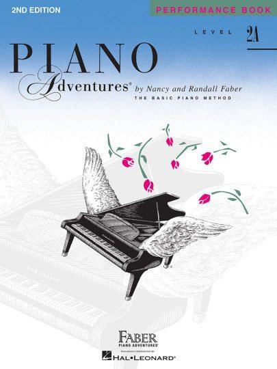 Piano Adventures 2A Rendimiento