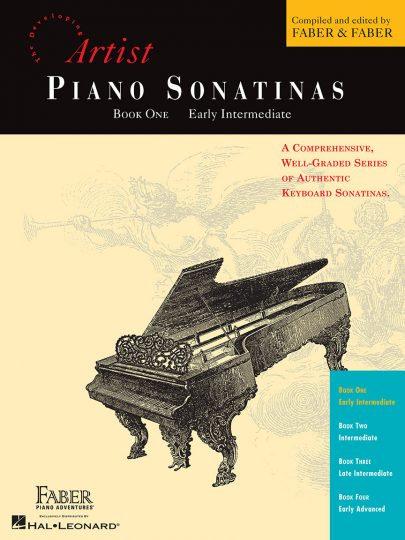 PIANO SONATINAS Book One, Early Intermediate