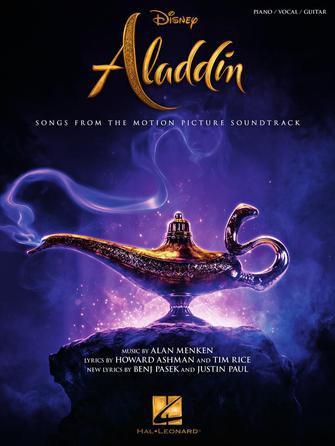 Disney's Aladdin - Piano/Vocal/Guitar