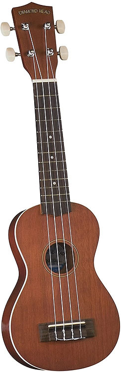Diamond Head Ukulele - Soprano DU-250