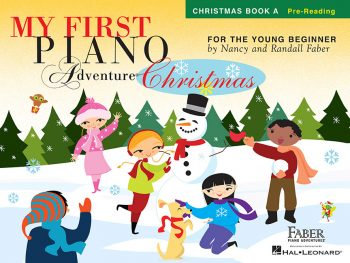 My First Piano Adventures Christmas Book A