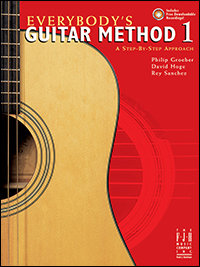 Everybody's Guitar Method 1 with Audio