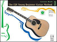 Young Beginner Guitar Method, Lesson Book 3 with CD