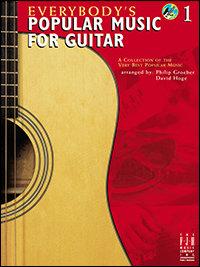 Música popular de todos para guitarra 1
